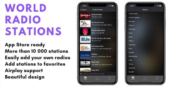 World Radio App v1.0