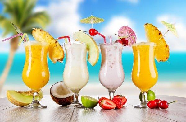 Recipes drinks - SQL Database