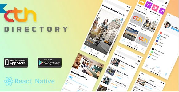 CTH Directory - React Native mobile apps v1.3.6
