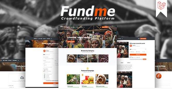 Fundme - Crowdfunding Platform v4.1 Nulled