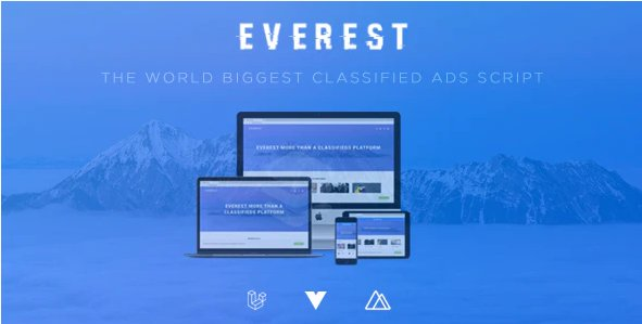 EVEREST - PHP Classified Ads Script v2.0 Nulled