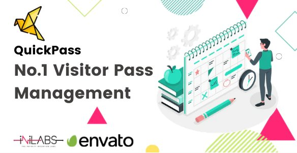 QuickPass: Visitor Pass Management System v2.0 Nulled