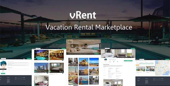 vRent - Vacation Rental Marketplace v2.7