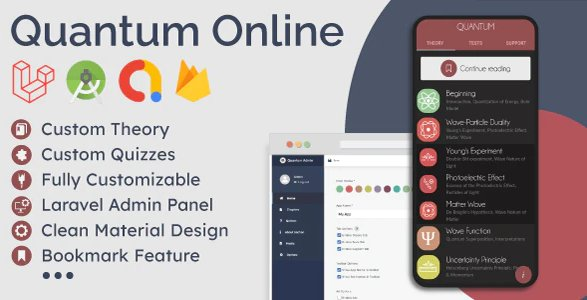 Educational App (Theory & Quizzes) + Admin Panel v1.2.0