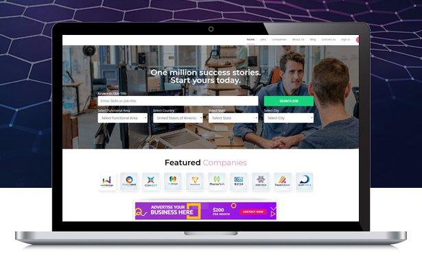 Jobs Portal - Job Board Laravel Script v3.2