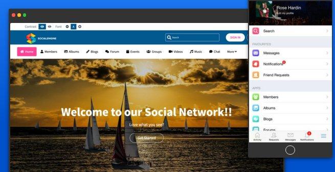 Social Engine v5.4.1