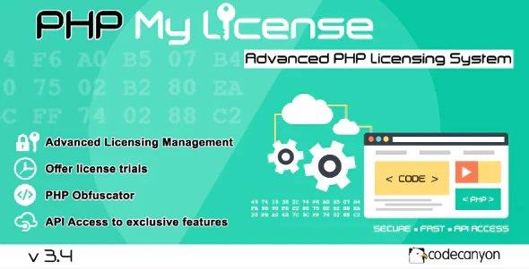 PHPMyLicense v3.8.0 Nulled