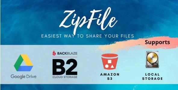 ZipFile : File sharing made easy & profitable v2.6