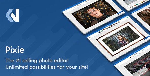 Pixie - Image Editor v2.2.2 Nulled