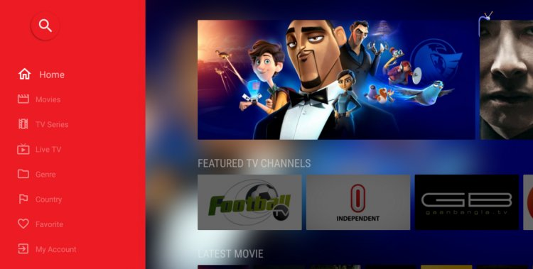 OXOO TV - Android TV, Android TV Box And Amazon Fire TV Support for OVOO and OXOO v1.0.5