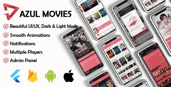 Movies App - Admin panel ( movies & series & tv shows...) v1.0