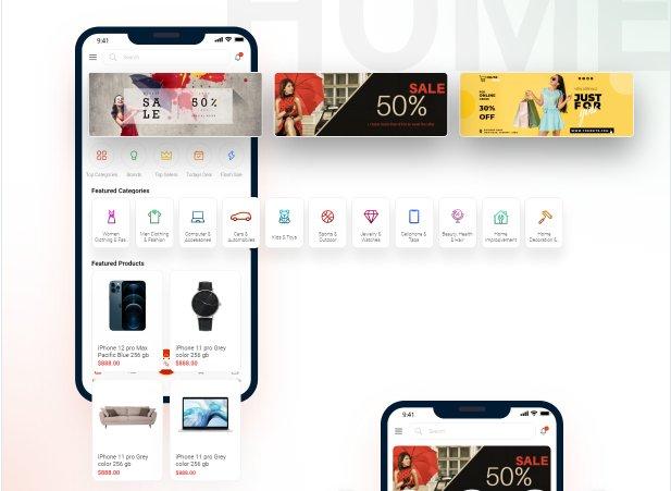 Active eCommerce Flutter App v1.2 Nulled