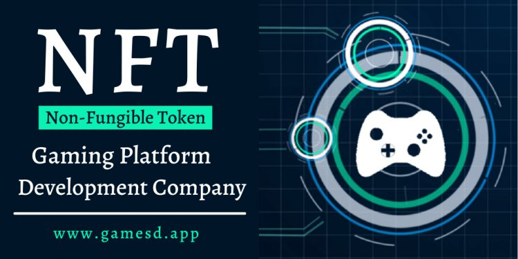 Start your gaming platform with your own NFT marketplace