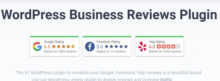 Business Reviews Bundle v1.7.1 Free