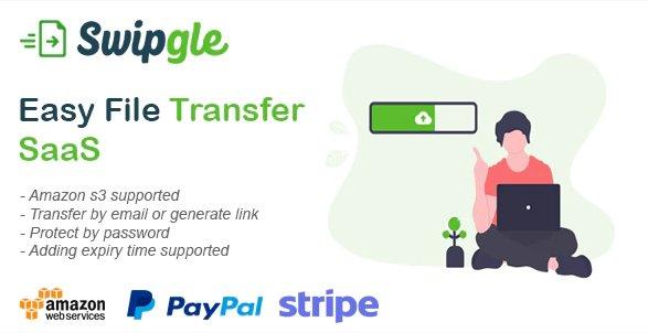 Swipgle - Easy File Transfer SaaS v1.2