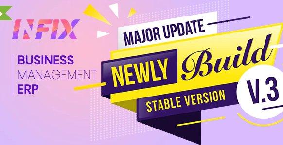 InfixBiz - Open Source Business Management ERP v3.1.4 Nulled