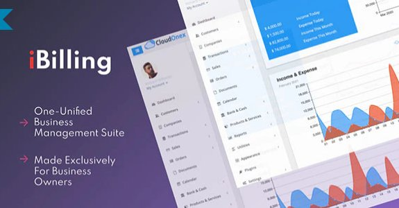 iBilling - CRM, Accounting and Billing Software 4.9.0