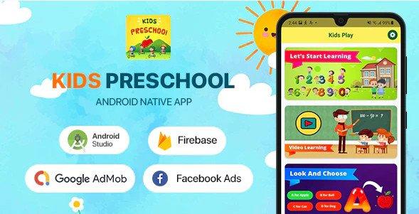 Kids Preschool - Android App v1.0